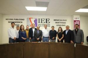 Jaime Cleofas Martínez Veloz por el PRD para la gubernatura