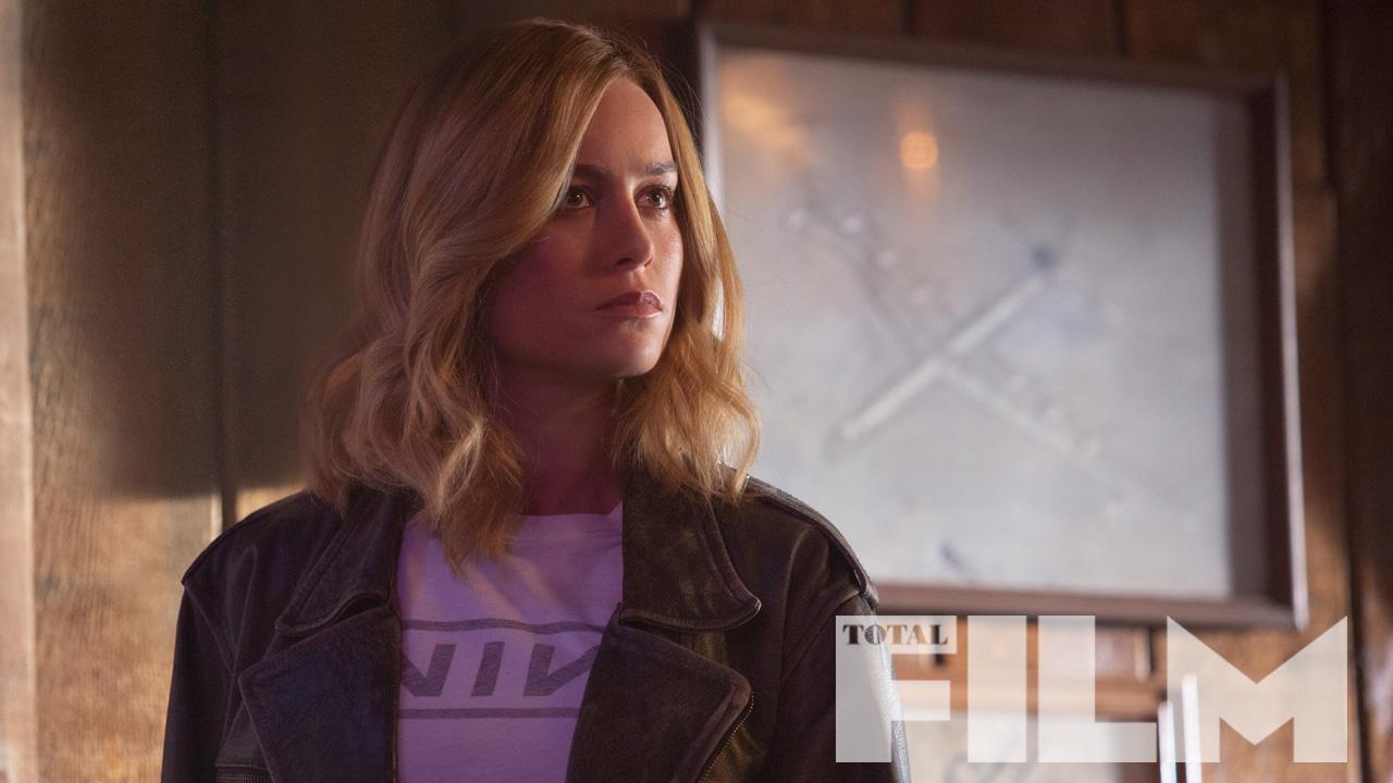 Carol Danvers (Brie Larson) en Captain Marvel (2019). Imagen: GamesRadar