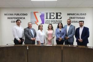 Lucina Rodríguez,  por el PAN, aspira ser alcaldesa en Tecate