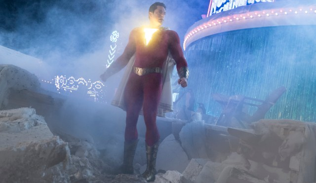 "Zachary Levi describió a la película Shazam! (2019) como ""Big, pero con superpoderes"". Imagen: dccomics.com"