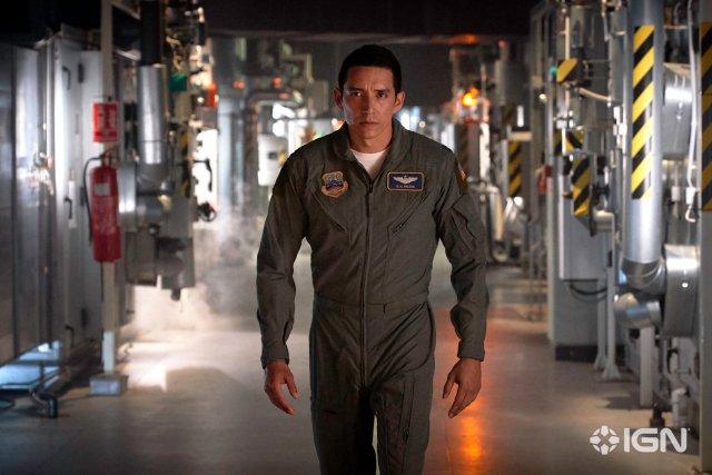 Gabriel Luna en Terminator: Dark Fate (2019). Imagen: IGN/Paramount Pictures
