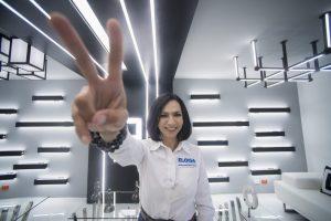 """""""Seré la Presidente de los jóvenes"""": Eloísa Talavera"""