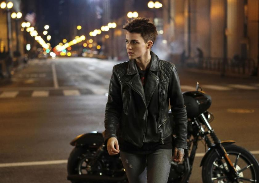 Kate Kane (Ruby Rose) en Batwoman. Imagen: Elizabeth Morris/The CW