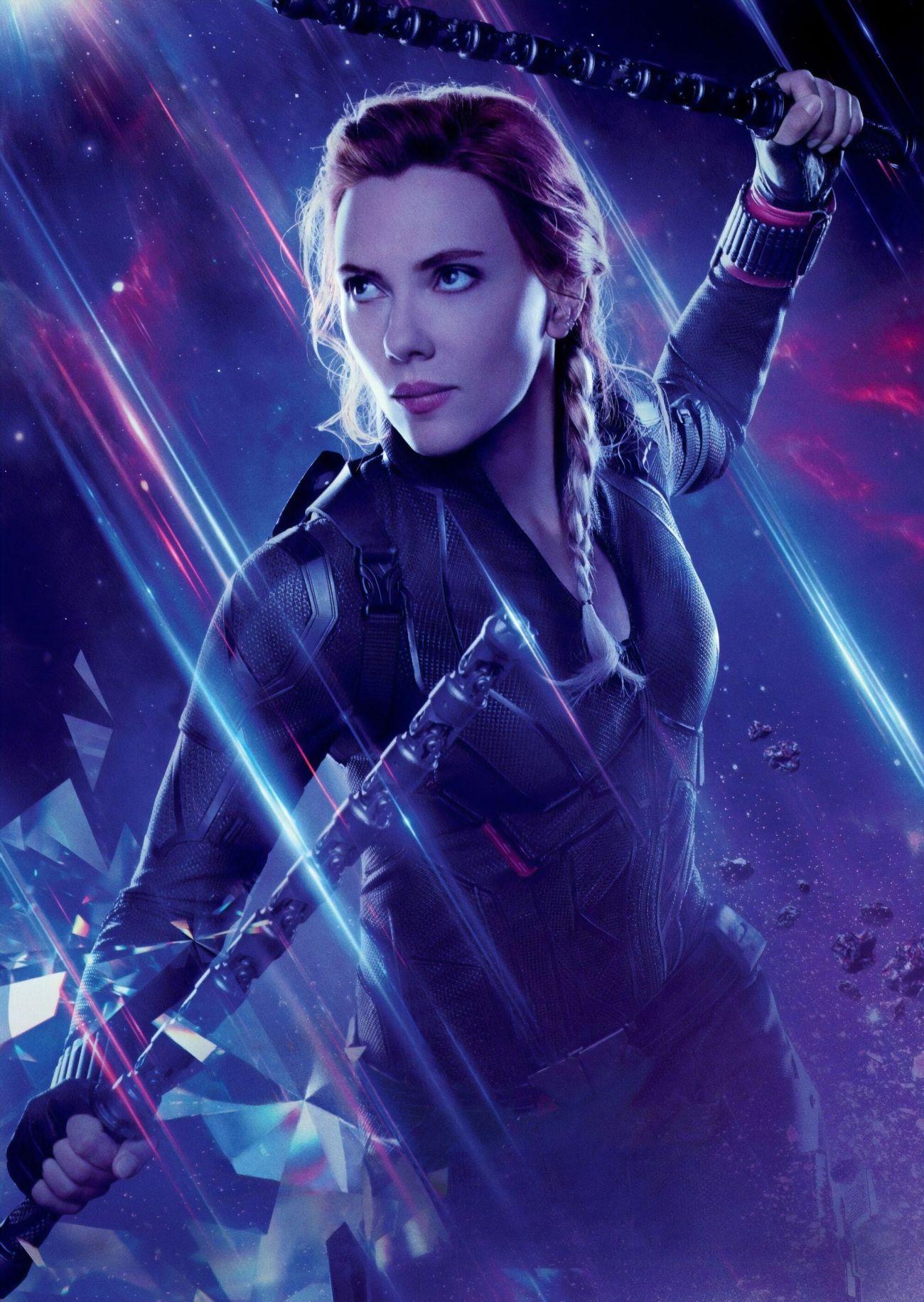 Scarlett Johansson protagonizará y co-producirá la película de Black Widow. Imagen: marvelcinematicuniverse.fandom.com