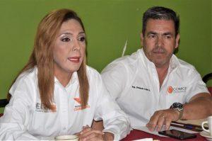 Elvira Romero propone integrar gabinete con 50% de expertos de la iniciativa privada y 50% expertos en función pública