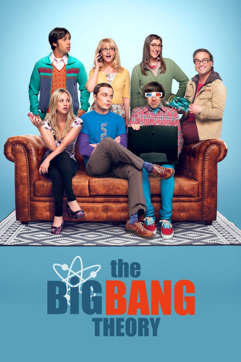 El elenco de The Big Bang Theory (2007-2019) en la temporada 12. Imagen: bigbangtheory.fandom.com