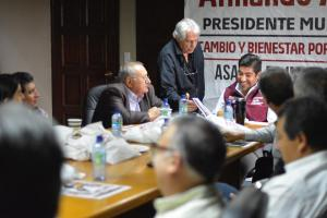 """Estima Armando Ayala ante el CODEEN que Ensenada será un municipio """"moderno y progresista"""""""