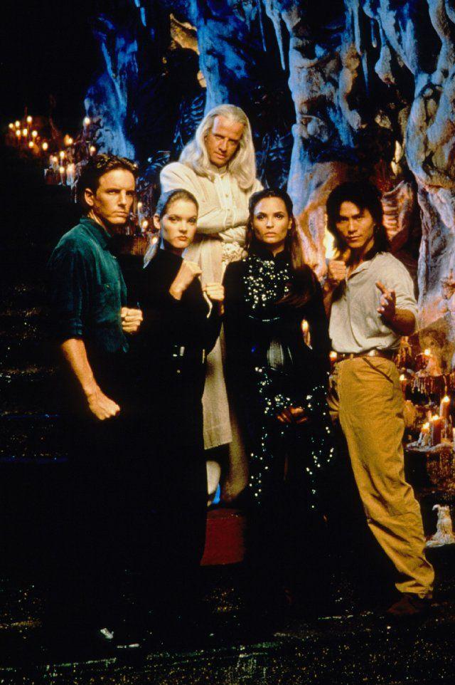 El elenco de Mortal Kombat (1995). Imagen: pinterest.com
