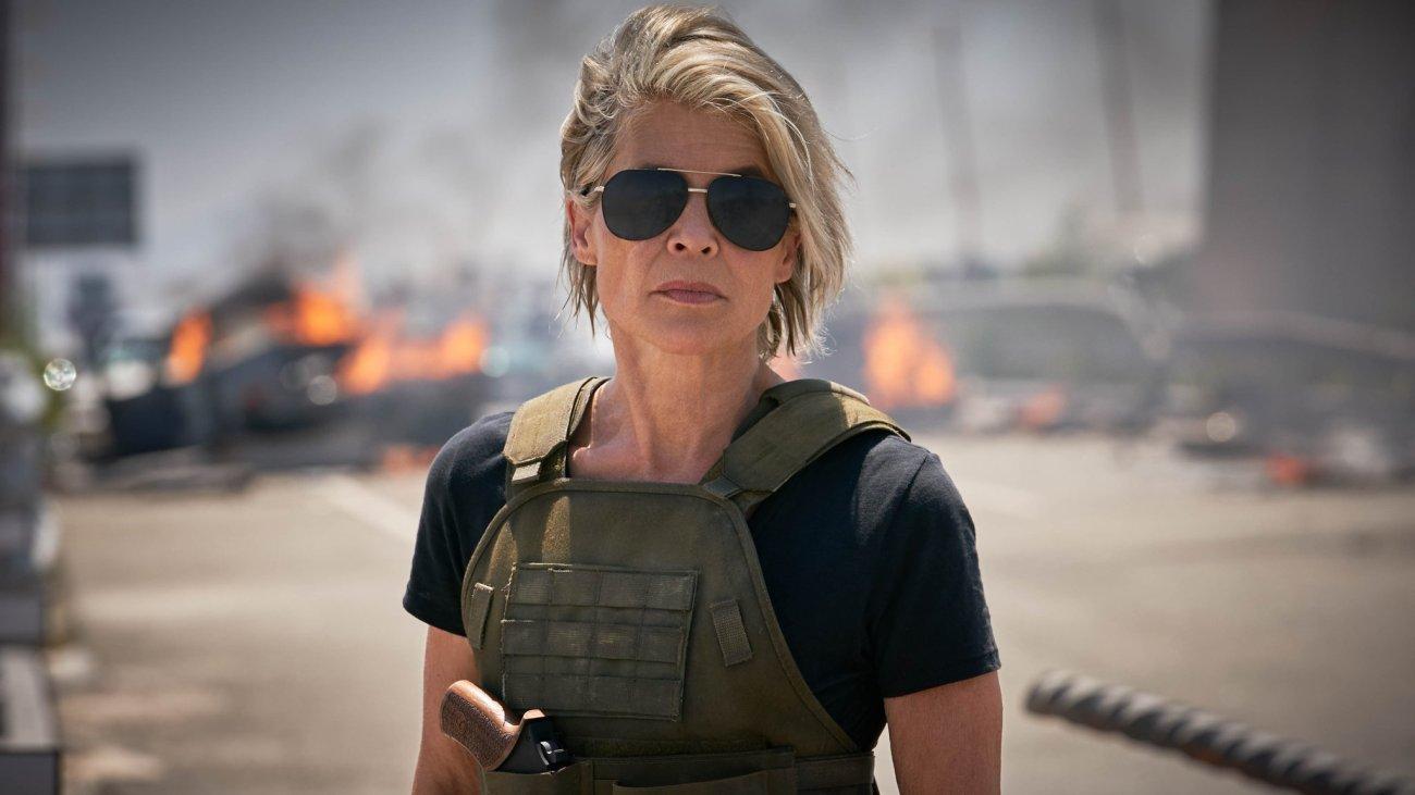 El nombre completo de Sarah Connor (Linda Hamilton) es Sarah Jeanette Connor, nacida y criada en Los Ángeles, California. Imagen: Terminator: Dark Fate Twiter (@Terminator).