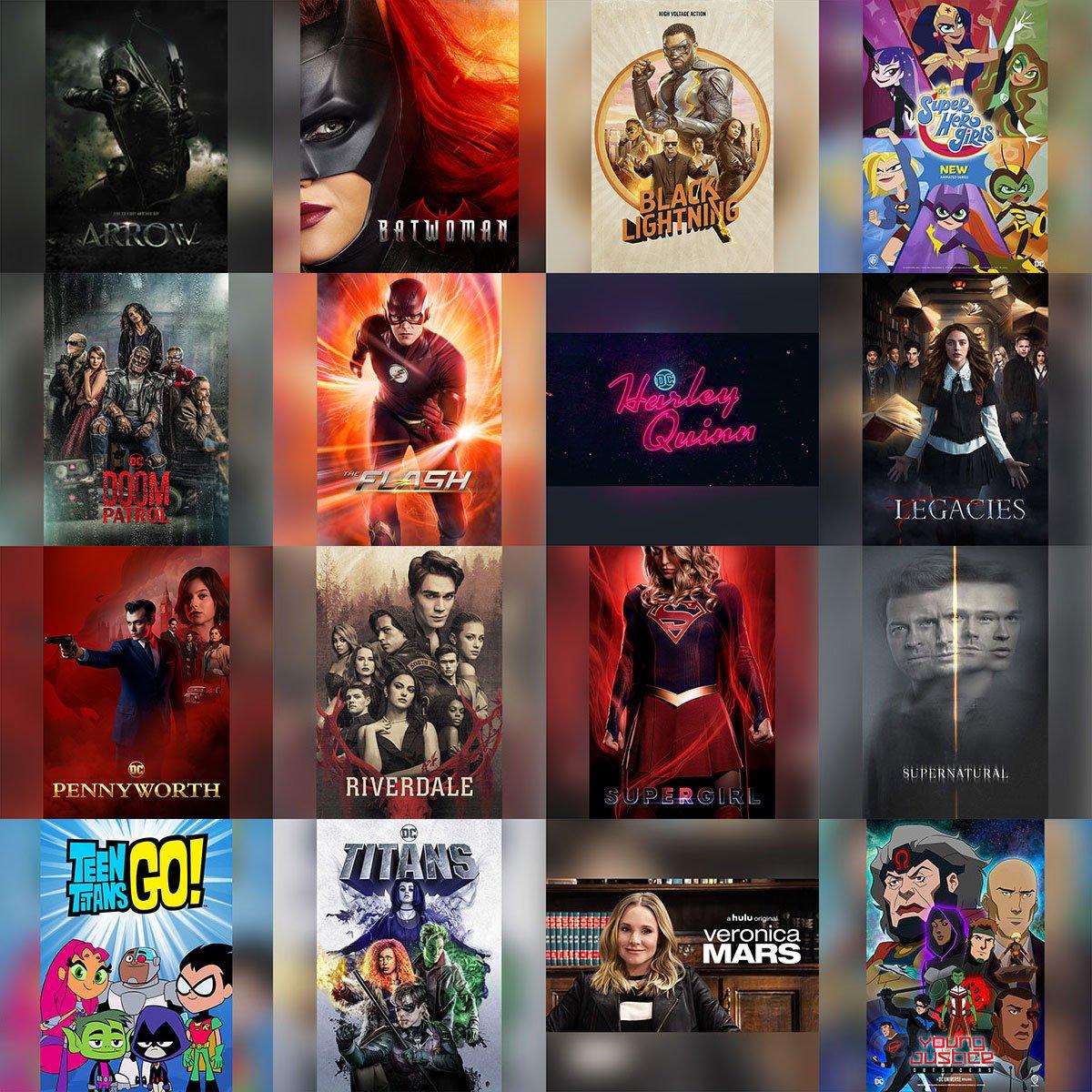 Batwoman y otras series de Warner Bros. estarán en San Diego Comic-Con 2019. Imagen: Warner Bros. TV Twitter (@warnerbrostv).