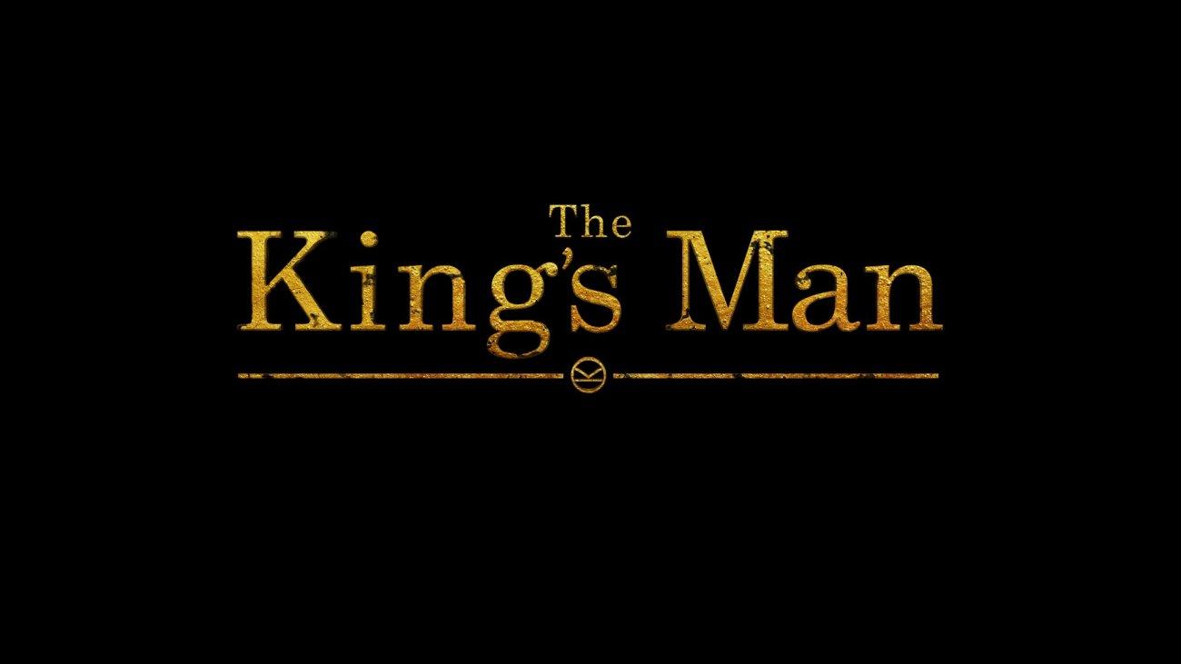 El logotipo de The King's Man (2020). Imagen: The King's Man Twitter (@KingsmanMovie).