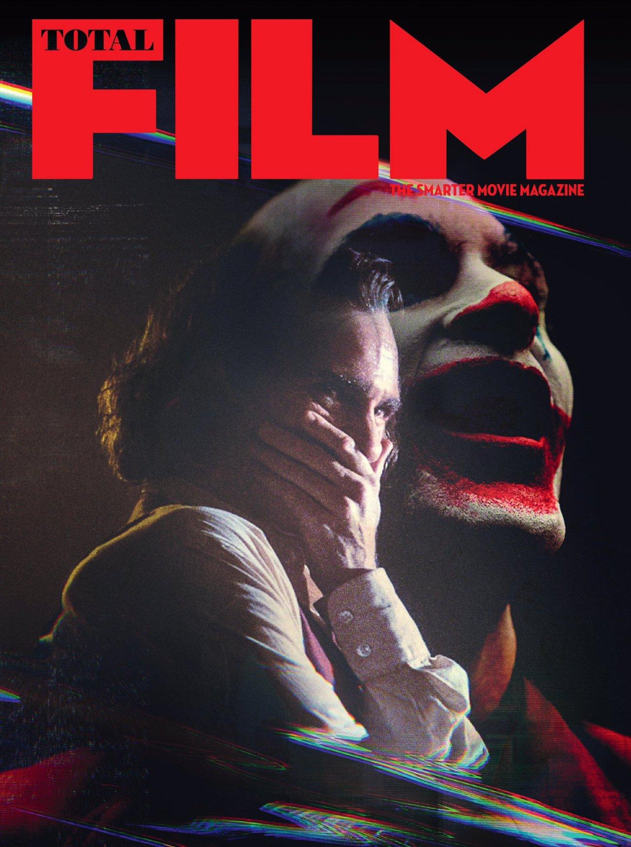 Portada para subscriptores de Total Film (septiembre de 2019). Imagen: Total Film Twitter (@totalfilm).