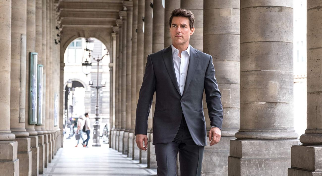 Tom Cruise como Ethan Hunt en Mission: Impossible – Fallout (2018). Imagen: IMDb.com