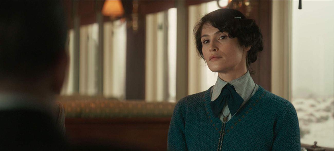 Gemma Arterton en The King's Man (2020). Imagen: IMDb.com