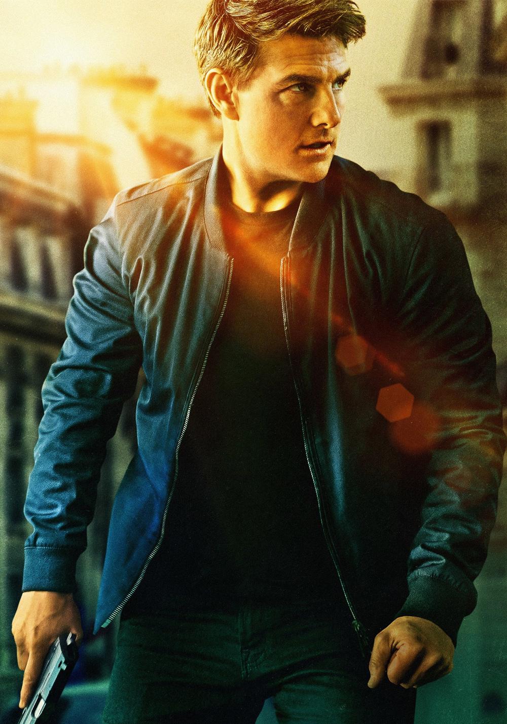 Ethan Hunt (Tom Cruise) en Mission: Impossible – Fallout (2018). Imagen: fanart.tv