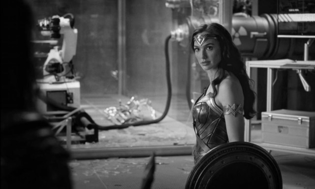 Wonder Woman (Gal Gadot) en el Snyder Cut de Justice League (2017). Imagen: ComicBookMovie.com (CBM).
