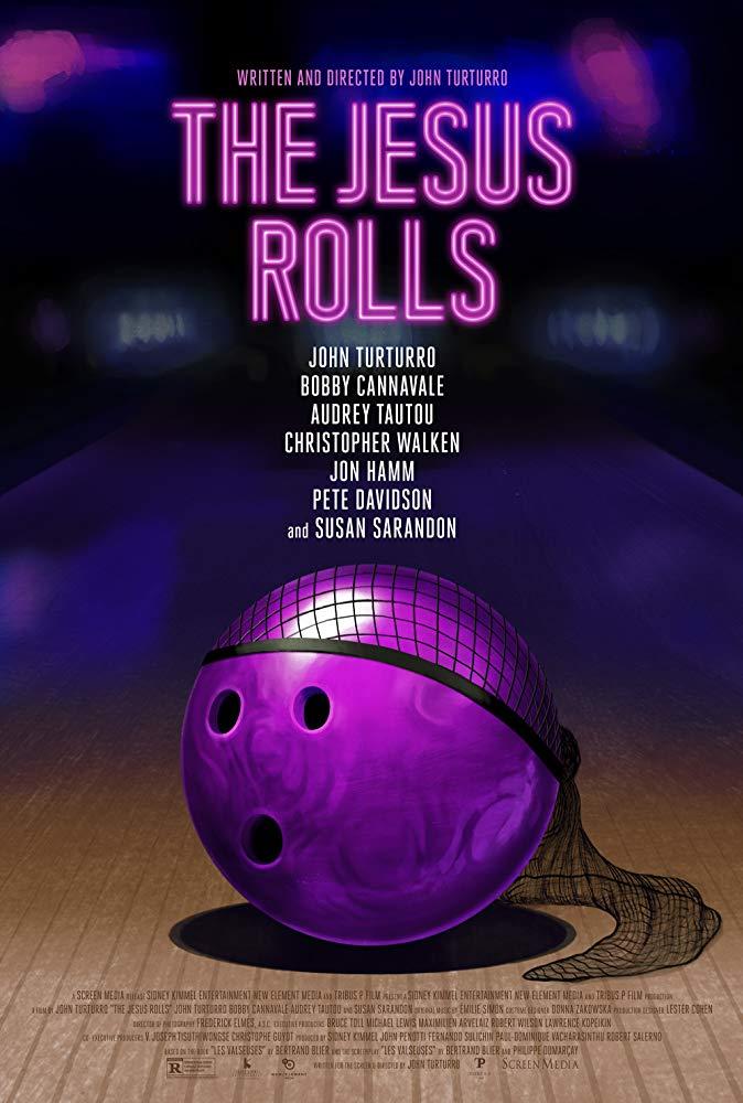 Póster de The Jesus Rolls (2020). Imagen: Screen Media Films