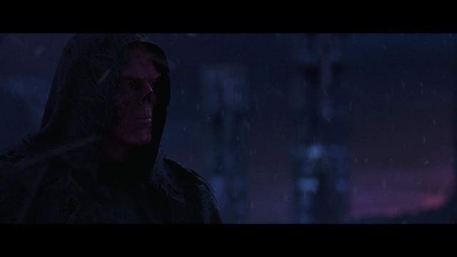Ross Marquand como Red Skull en Avengers: Infinity War (2018). Imagen: IMDb.com