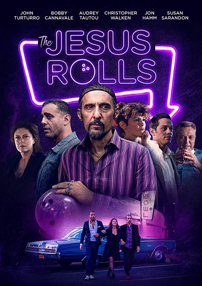Póster de The Jesus Roll (2020). Imagen: Screen Media Films