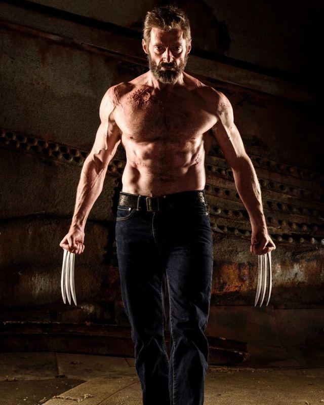 James Howlett/Logan/Wolverine (Hugh Jackman) en Logan (2017). Imagen: Hugh Jackman Instagram (@thehughjackman).