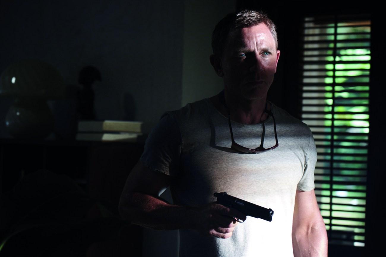 Daniel Craig como James Bond en No Time to Die (2020). Imagen: 007 Twitter (@007).