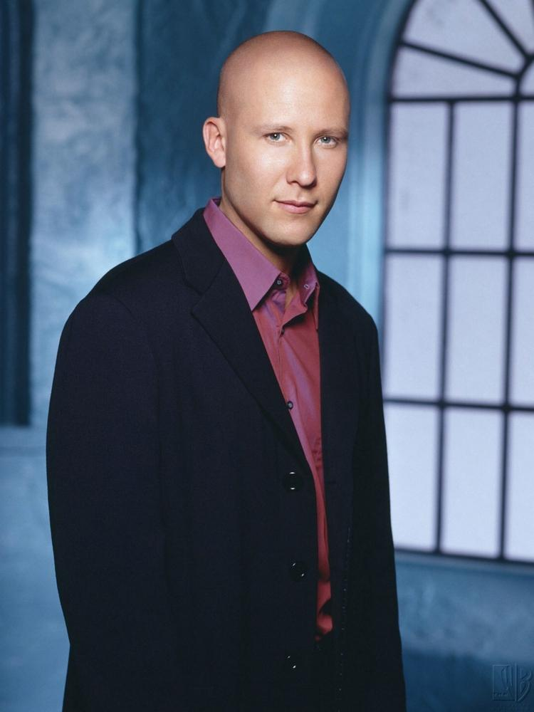 Michael Rosenbaum como Lex Luthor en la segunda temporada de Smallville (2001-2011). Imagen: Spoiler TV