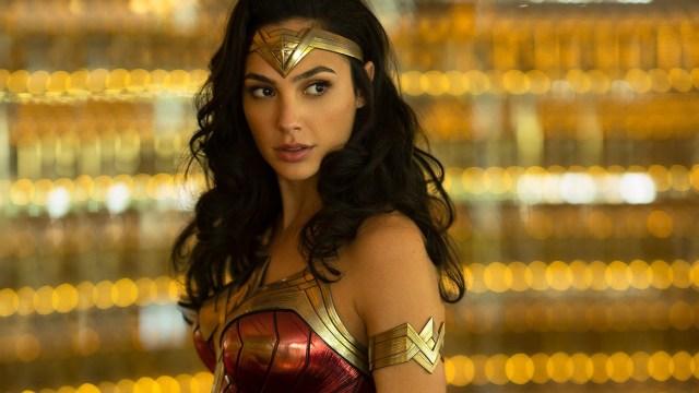 Gal Gadot como Wonder Woman en Wonder Woman 1984 (2020). Imagen: fanart.tv