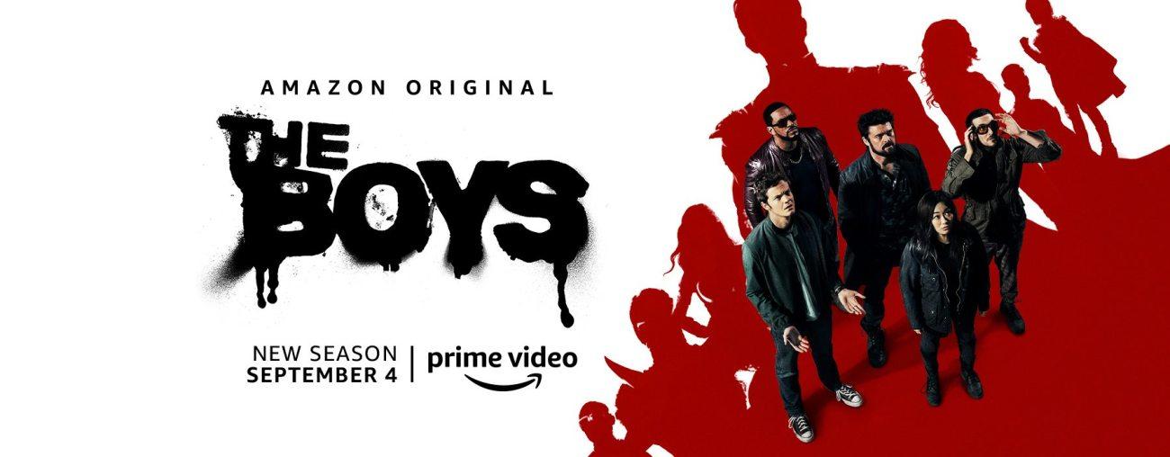 La fecha de estreno de la temporada 2 de The Boys en Prime Video (Amazon Prime Video). Imagen: The Boys Facebook