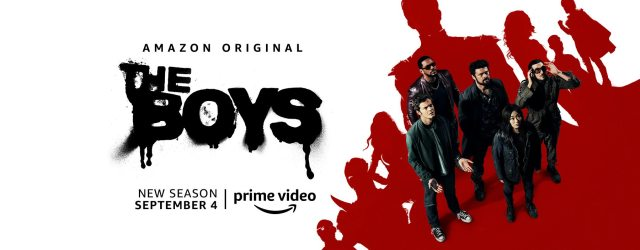 La fecha de estreno de la temporada 2 de The Boys en Prime Video (Amazon Prime Video). Imagen: The Boys Facebook