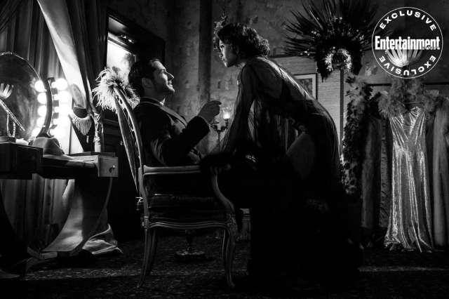 Tom Ellis y Lesley-Ann Brandt en el episodio 4 de la temporada 5 de Lucifer. Imagen: John P. Fleenor/Netflix