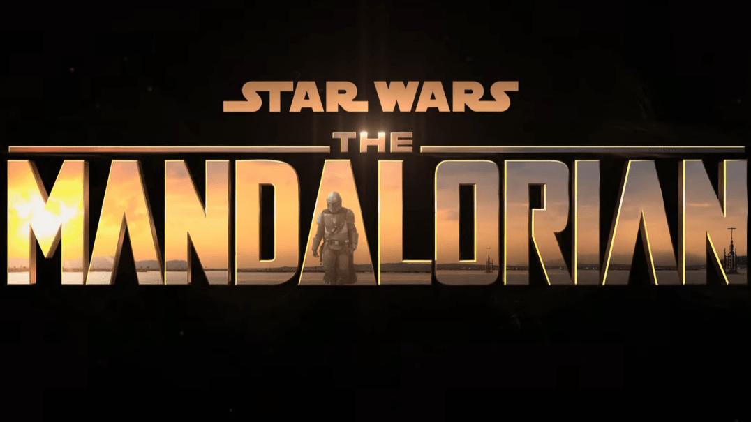 El logotipo de The Mandalorian. Imagen: Disney+