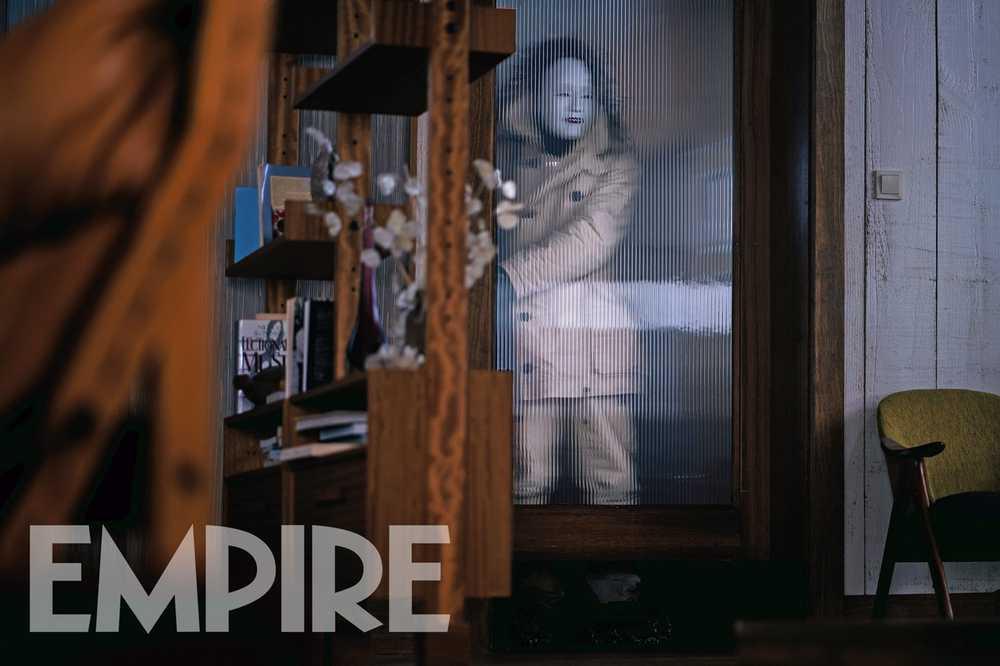 Rami Malek como Safin en No Time to Die (2020). Imagen: Empire Magazine
