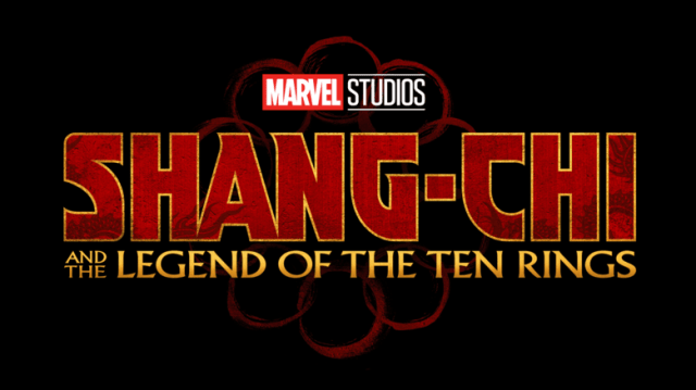 Logotipo de Shang-Chi and the Legend of the Ten Rings (2021). Imagen: Marvel.com