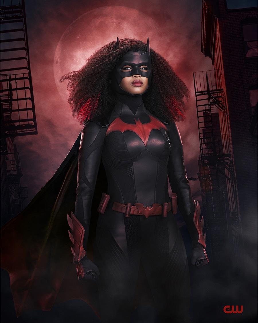 Batwoman/Ryan Wilder (Javicia Leslie) en la temporada 2 de Batwoman. Imagen: dccomics.com
