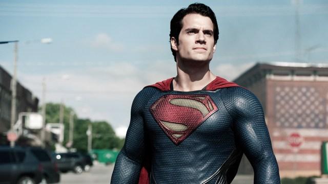 Superman (Henry Cavill) en Man of Steel (2013). Imagen: fanart.tv
