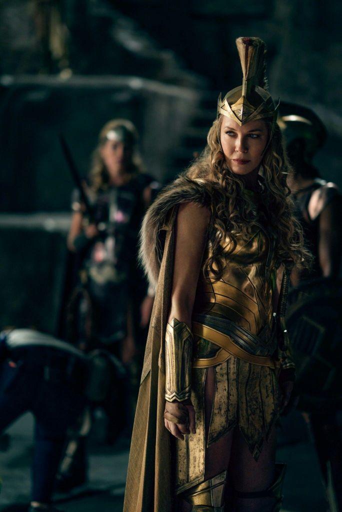 La Reina Hipólita (Connie Nielsen) en Justice League (2017). Imagen: Clay Enos/Warner Bros. Entertainment