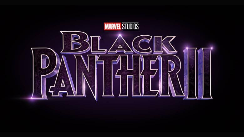 Logotipo de Black Panther II (2022). Imagen: Marvel.com
