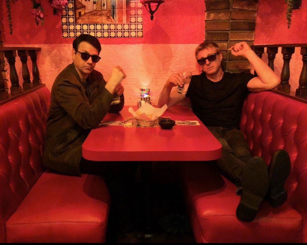 Ralph Macchio y William Zabka son los protagonistas de Cobra Kai. Imagen: William Zabka Twitter (@WilliamZabka).
