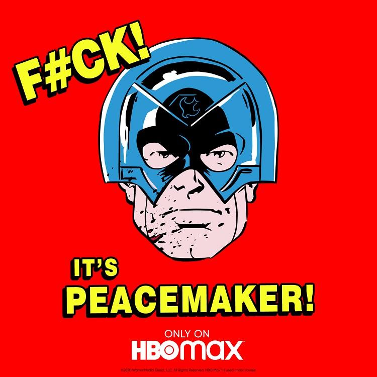 John Cena es el protagonista y uno de los productores ejecutivos del spin-off enfocado en The Peacemaker. Imagen: dccomics.com
