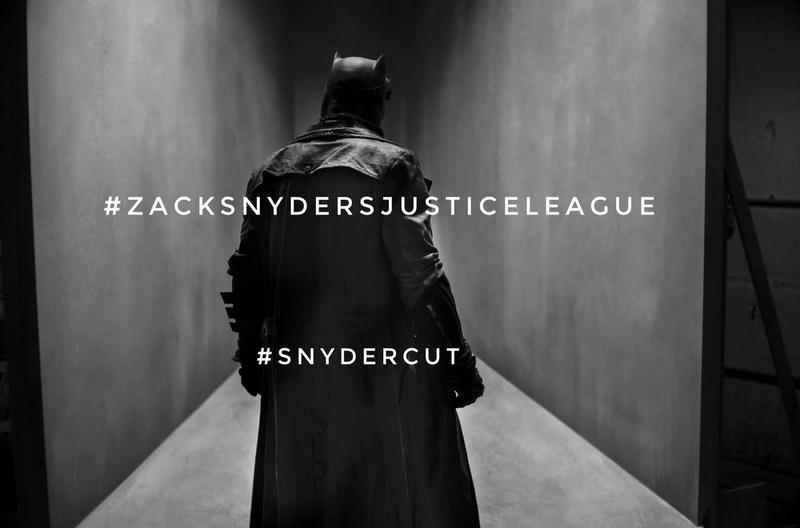 Knightmare Batman (Ben Affleck) en Zack Snyder's Justice League (2021). Imagen: thedirect.com