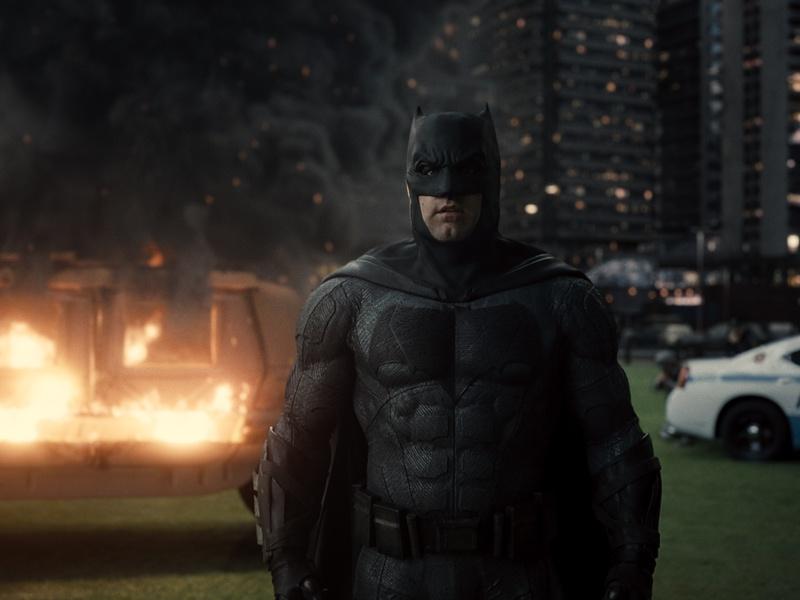 Batman/Bruce Wayne (Ben Affleck) en Zack Snyder's Justice League (2021). Imagen: thedirect.com