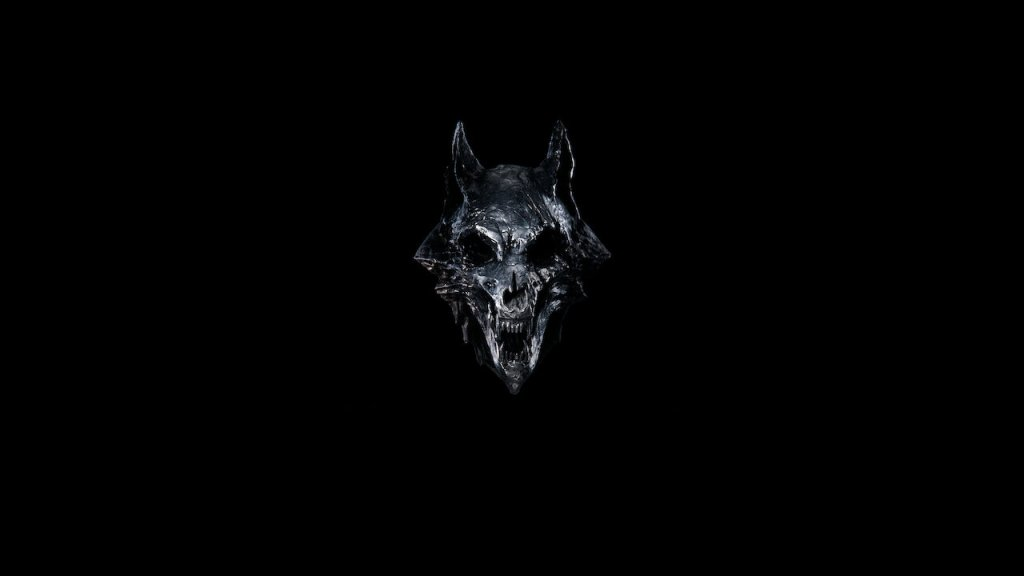 El logotipo del spin-off animado The Witcher: Nightmare of the Wolf (TBD). Imagen: netflix.com