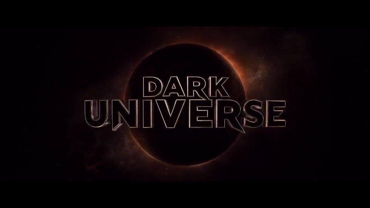 El logotipo del Dark Universe de Universal Pictures. Imagen: YouTube.com