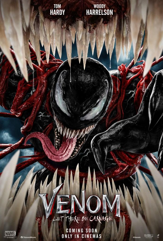 Póster de Venom: Let There Be Carnage (2021). Imagen: impawards.com