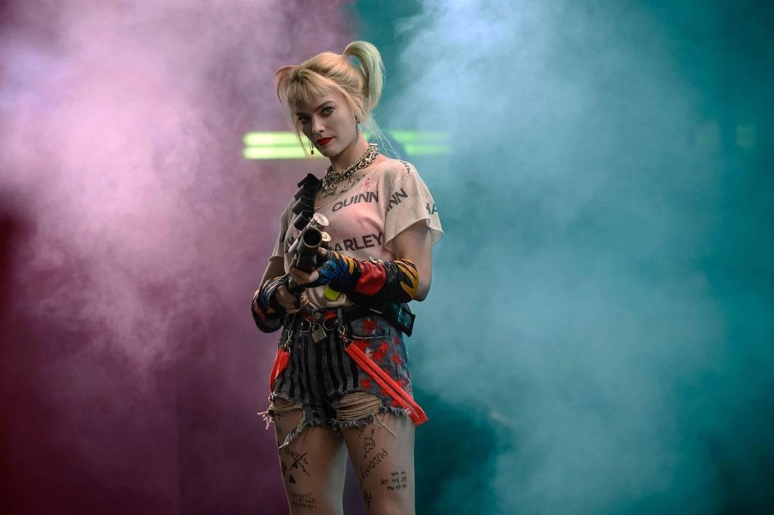 Harley Quinn (Margot Robbie) en Birds of Prey (2020). Imagen: listal.com