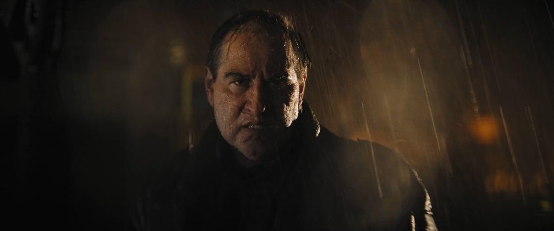 Oswald Cobblepot/The Penguin (Colin Farrell) en The Batman (2022). Imagen: listal.com