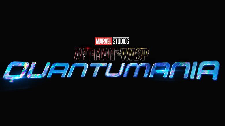Logotipo de Ant-Man and the Wasp: Quantumania (2023). Imagen: Marvel.com