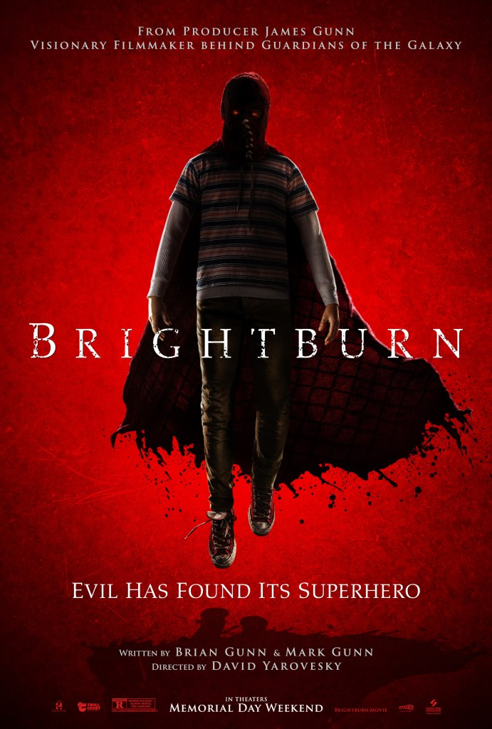 Póster de Brightburn (2019). Imagen: impawards.com