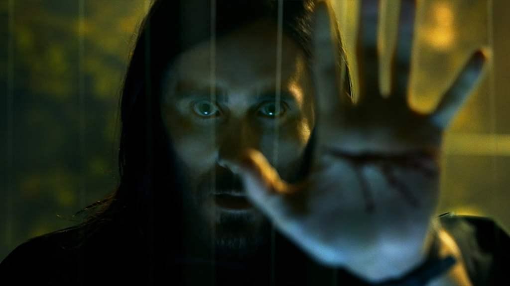 El Dr. Michael Morbius (Jared Leto) en Morbius (2022). Imagen: fanart.tv