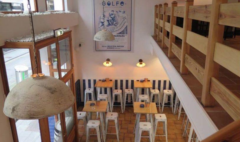 licencia de apertura vermutería el Golfo Gijón